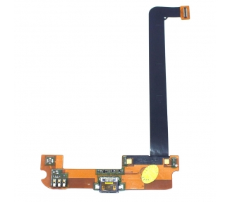 Flex Conector Carga y Microfono para Xiaomi MI2 Xiaomi - 1