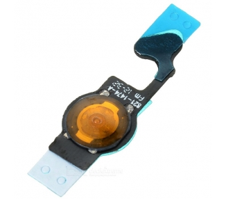 Boton Home para Iphone 5 5G Inicio Pulsador Flex Ribbon Button Botón de home Apple - 1