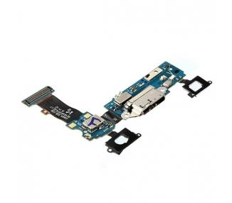 Flex Carga Microfono Botones Home Menu Samsung Galaxy S5 G900F G900 SM-G900F Samsung - 2