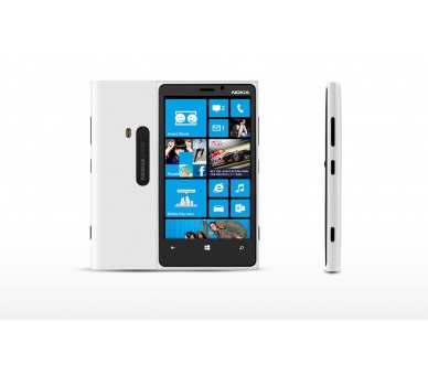 Nokia Lumia 920 32GB - Zwart - Simlockvrij - A + Nokia - 3