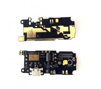 Modulo Placa Conector Carga Microfono Antena para Xiaomi Redmi Note 4