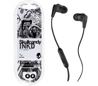 Auriculares Skullcandy ink'D 2.0 * Inkd 2.0 con Microfono Negro