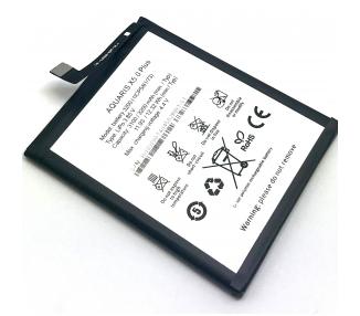 Bateria Original Li-iON para BQ X5 Plus BQX5PLUS BQ - 2