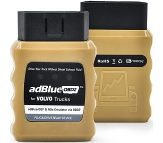 Emulador sistema Adblue para Camiones y Autobuses Volvo con sistema Euro 4/5