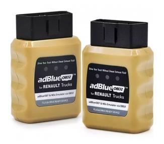 Emulador sistema Adblue para Camiones y Autobuses Renault con sistema Euro 4/5