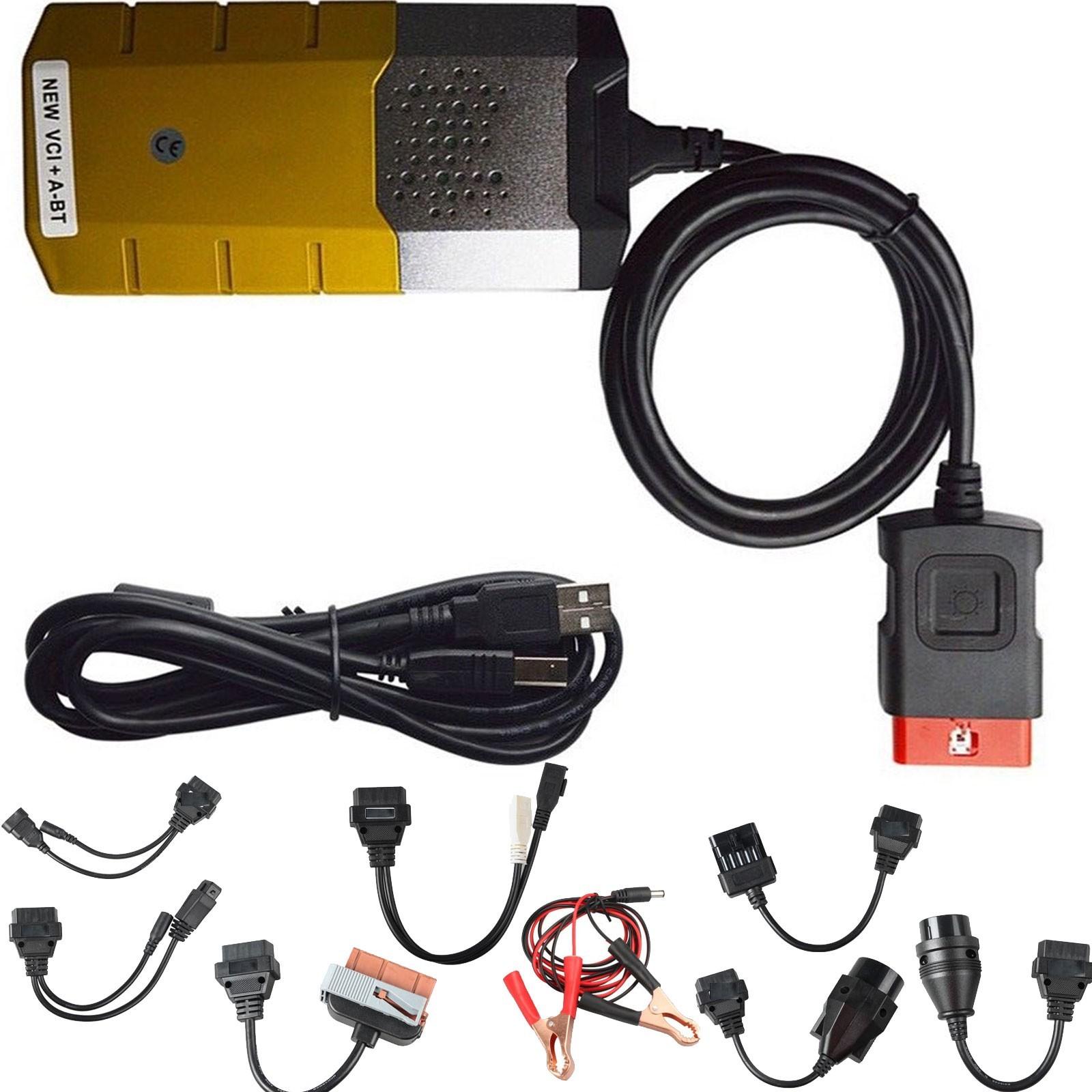 Diagnostic Machine - Gold Version & Complete Cables Set ARREGLATELO - 1