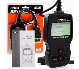 ANCEL PROFESIONAL 2017 OBDII Diagnostic Machine | AD310 ANCEL - 1