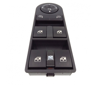 Raamopener knop schakelaar knop buitenspiegels Opel Astra H III Zafira B