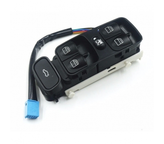 Botonera elevalunas interruptor boton ventana Mercedes W203 C-CLASS C200 C220