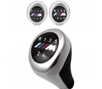 Pookknop BMW M / E30 E32 E34 E36 E38 E39 E46 E53 E60 E63 E83 / 5 SPEED