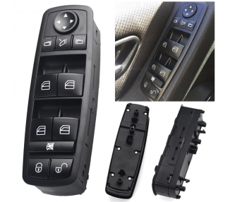 Windows Buttons for Mercedes W169 W245, Class A, Class B ULTRA+ - 1