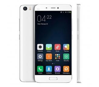 Xiaomi Mi5 Snapdragon 820 3GB RAM 64GB GPS Android 6.0 Multilenguaje Plata