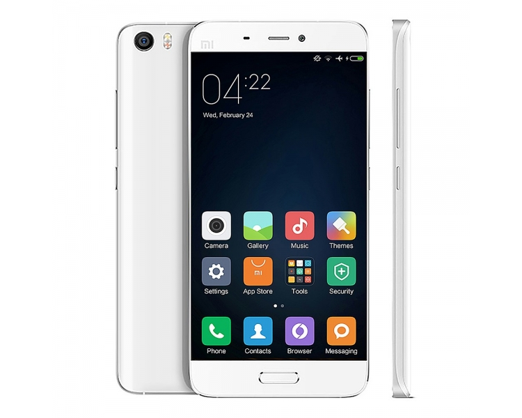 Xiaomi Mi5 Snapdragon 820 3GB RAM 64GB GPS Android 6.0 Multilenguaje Plata Xiaomi - 1