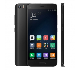Xiaomi Mi5 Snapdragon 820 3GB RAM 64GB GPS Android 6.0 Multilenguaje Negro