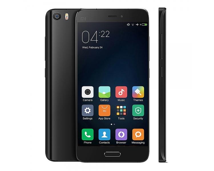 Xiaomi Mi5 Snapdragon 820 3GB RAM 64GB GPS Android 6.0 Multilenguaje Negro Xiaomi - 1