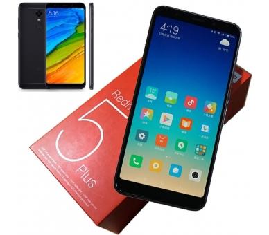 Xiaomi Redmi 5 Plus 64GB + 4GB RAM Dual Sim - Multilenguaje - Negro Xiaomi - 1