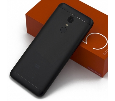 Xiaomi Redmi 5 Plus 64GB + 4GB RAM Dual Sim - Multilenguaje - Negro Xiaomi - 5