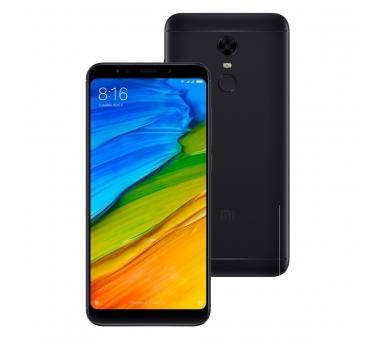 Xiaomi Redmi 5 Plus 64GB + 4GB RAM Dual Sim - Multilenguaje - Negro Xiaomi - 6