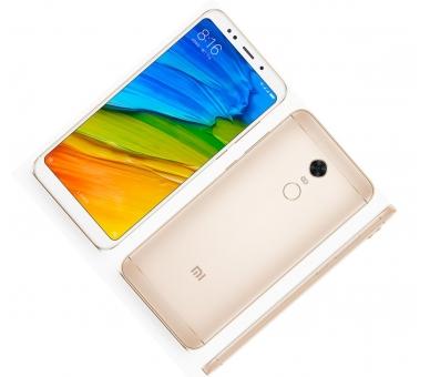 Xiaomi Redmi 5 Plus 32GB + 3GB RAM Dual Sim - Multilenguaje - Dorado Xiaomi - 4