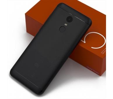 Xiaomi Redmi 5 Plus 32GB + 3GB RAM Dual Sim - Multilenguaje - Negro Xiaomi - 5