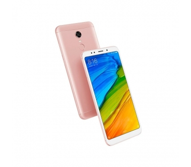 Xiaomi Redmi 5 Plus 32GB + 3GB RAM Dual Sim - Multilenguaje - Rosa Xiaomi - 3