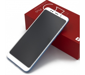 Xiaomi Redmi 5 Plus 32GB + 3GB RAM Dual Sim * Multilenguaje * Azul