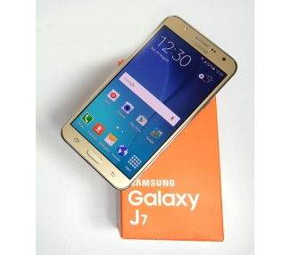 Samsung Galaxy J7 | Gold | 16GB | Refurbished | Grade A+ Samsung - 1