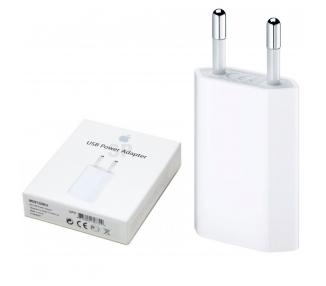 Originele oplader van 5 W voor iPhone 5 5S 5C 6 SE 6S 7 8 X XS MAX 11 PRO Plus