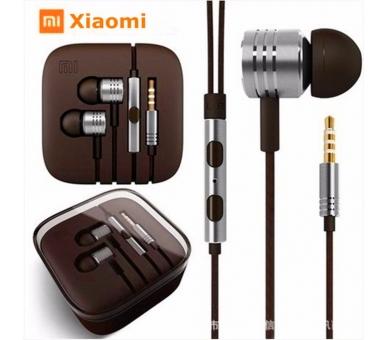 Originele Xiaomi Piston Pistons 2-koptelefoon met microfoon zilvergrijze kleur Xiaomi - 2