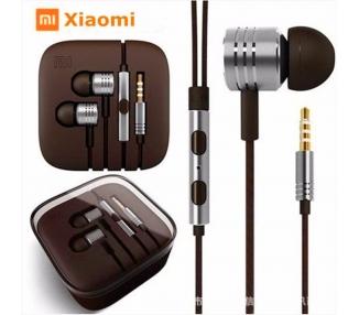 Originales Xiaomi Piston Pistons 2 Headphones Grey Color Xiaomi - 2