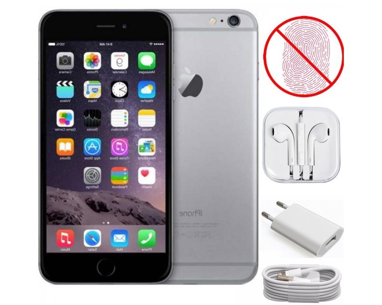 "Apple iPhone 6 Smartphone libre iOS 4.7"" 8Mp 16GB Gris Espacial NTI Apple - 1"
