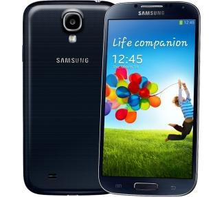 Samsung Galaxy S4 i9500 Azul Oscuro - Libre - A+