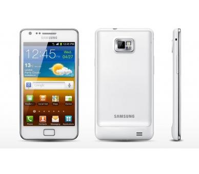 Samsung Galaxy S2 i9100 Weiß Samsung - 2