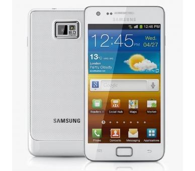 Samsung Galaxy S2 i9100 Weiß Samsung - 1