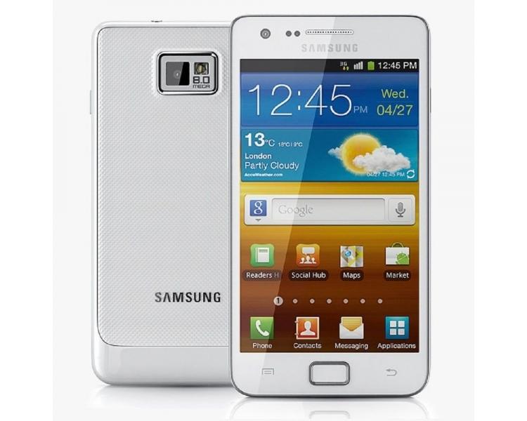 Samsung Galaxy S2 i9100 16GB Blanco - Libre - A+ Samsung - 1