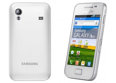 Samsung Galaxy Ace - Blanco - Libre Samsung - 1