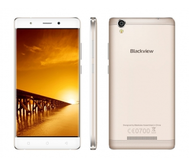 Blackview A8 Android 5.1 Quad Core 8GB GPS 3G Dual Sim Goud Goud Blackview - 3