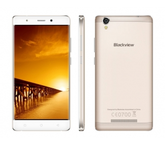 Blackview A8 Android 5.1 Quad Core 8 GB GPS 3G Dual Sim Gold Gold
