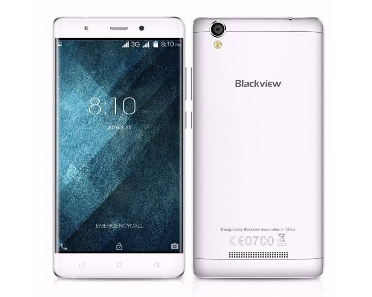 Blackview A8 Android 5.1 Quad Core 8GB GPS 3G Dual Sim Wit Blackview - 1