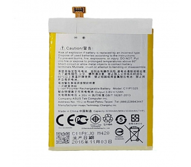 Battery For Asus Zenfone 6 , Part Number: C11P1325  - 2