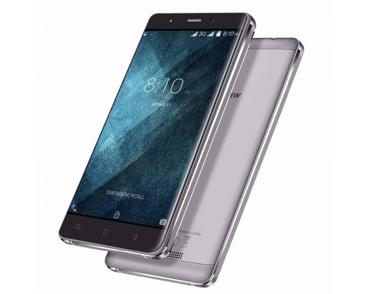 Blackview A8 Android 5.1 Quad Core 8 GB GPS 3G Dual Sim Szary