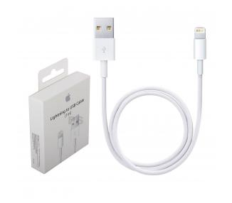 Cable USB Original iPhone 4 4S & Lightning para 5 5S 5C 6 6S Plus iPad 2 3 Air  - 2