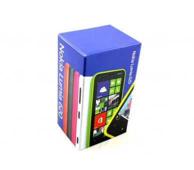 Telefono Movil Original Nokia Lumia 620 / Libre de fabrica Nuevo / Blanco Nokia - 3
