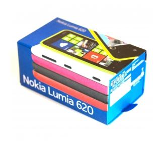 Nokia Lumia 620 Blanco Nokia - 1