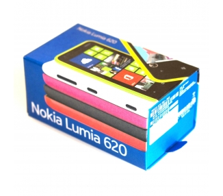 Nokia Lumia 620 | White | 8GB | Refurbished | Grade A+ Nokia - 1