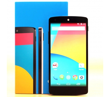 LG Nexus 5 16 GB - Czarny - Bez blokady - A + LG - 2