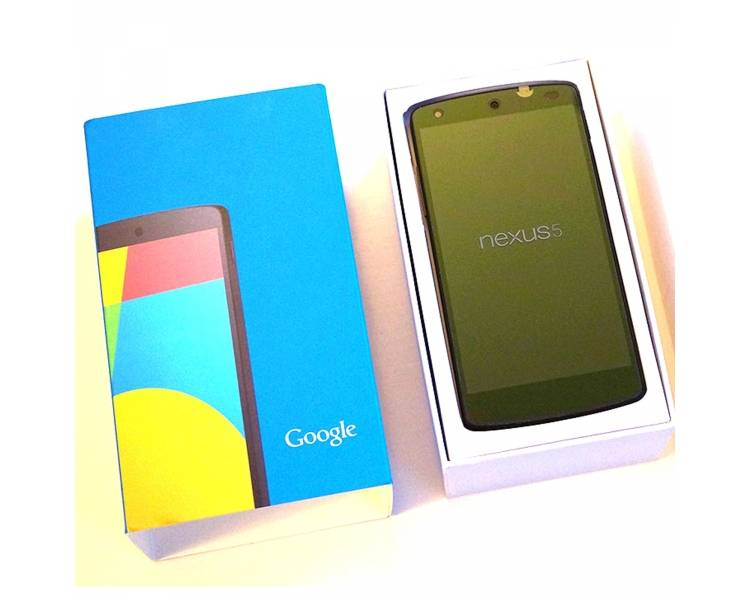LG Nexus 5 | Black | 16GB | Refurbished | Grade A+