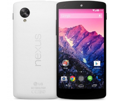 LG Nexus 5 16 GB - wit - simlockvrij - A + LG - 1