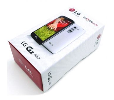 LG G2 Mini 8GB - Blanco - Libre - A+ LG - 2