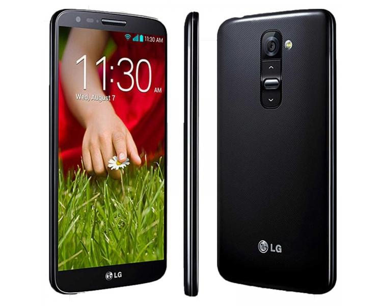 LG G2 Mini 8GB - Zwart - Simlockvrij - A + LG - 1